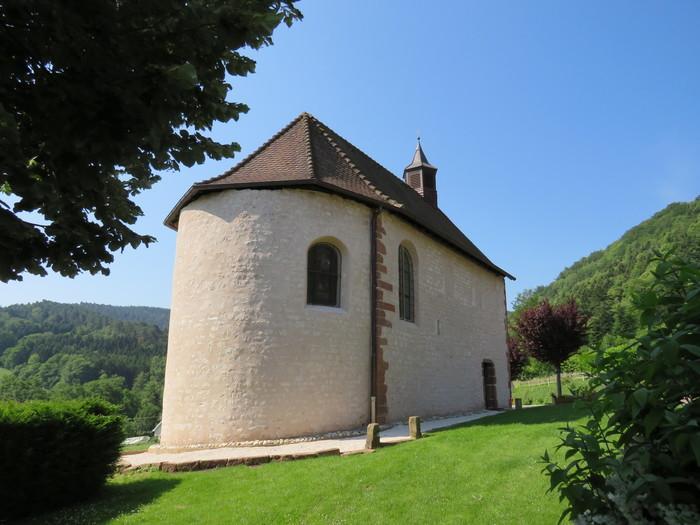 chapelle du kloesterle