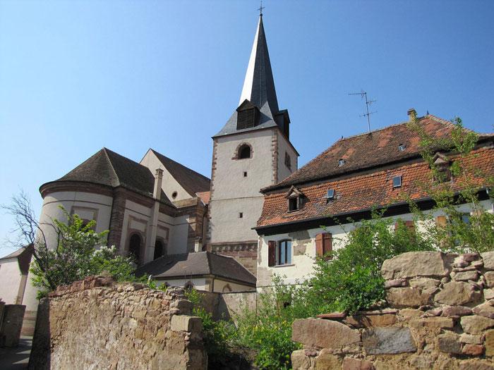 Rosheim St Etienne