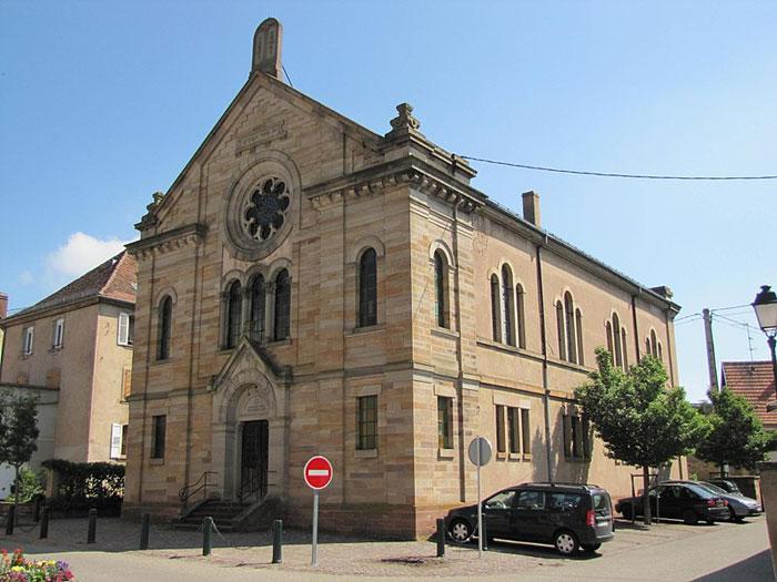 Rosheim-Synagogue